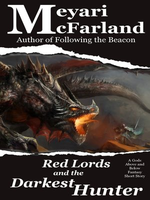 cover image of Red Lords and the Darkest Hunter